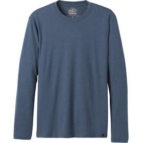 Prana Long Sleeve Longsleeve Shirt Men blue